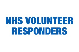 NHS VOLUNTEERS STOCKPORT