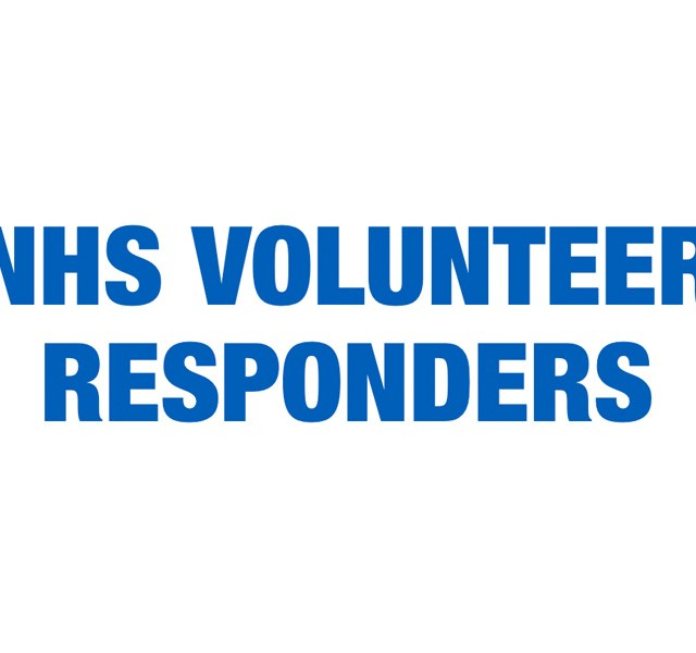 Could you volunteer for the NHS?