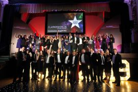 Stockport Business Awards 2019 event had Supportability as its Charity Partner
