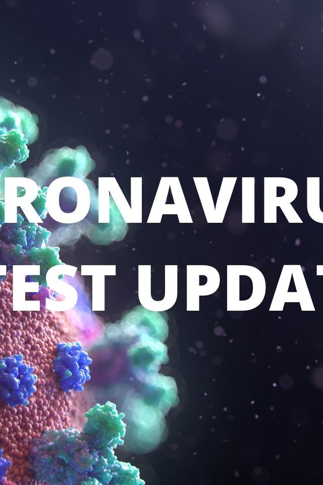 31st March – Latest Coronavirus Update