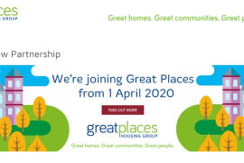 Equity Housing merges Great Places group
