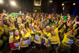 Charity midnight walk reimagined as virtual fundraising event
