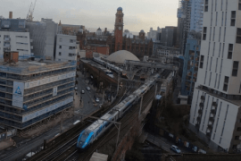 High-speed rail super-hub proposed for Manchester Piccadilly
