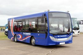 Bus operator Go Goodwins will take over the Stepping Hill Macclesfield route