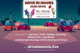drive in movies hazel grove