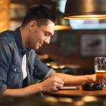 Sharp partners QikServe provide a prepay table service app to the hospitality industry