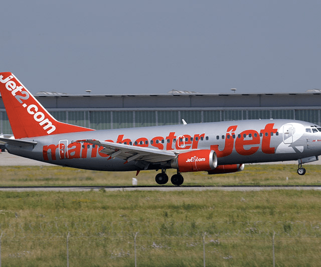 Terminal 2 reopens as Jet2 flights return to Manchester Airport