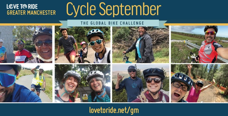 Cycle September Greater Manchester