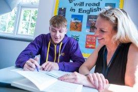 SEN students achieve GCSE success