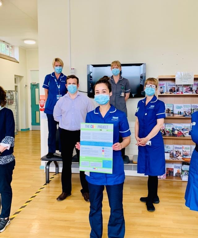 Stepping Hill Hospital launches new CURE to help smokers quit