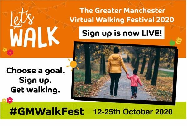 GM Walking launches first virtual festival