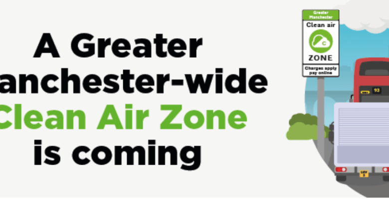 Greater Manchester Clean Air Plan consultation