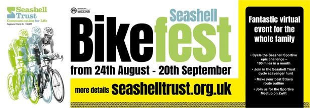 Seashell Trust partners with Team INEOS cyclists for virtual charity bike ride