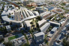 Stockport Council sets out ambitious plans for Town Centre Infrastructure and Stockport Station