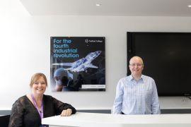 Trafford College Group named Microsoft Showcase College