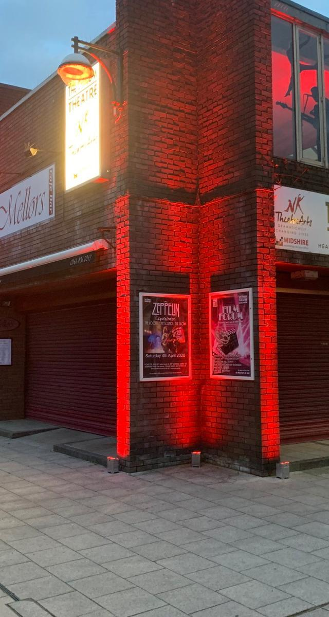 Forum Theatre signs up to lottery to raise funds