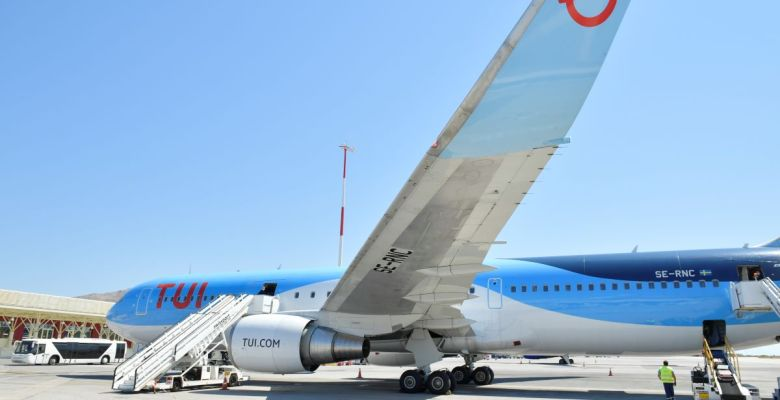 TUI launches Winter 2021 and 2022 programmes from Manchester Airport