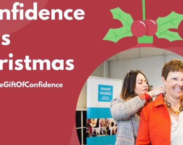 No Secret Santa? Donate your #giftofconfidence to Smart Works