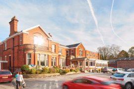 Stockport Alma Lodge Hotel