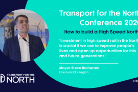 High speed rail in the North to be debated in online transport conference