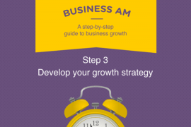 Develop your growth strategy in latest Hallidays Business AM webinar