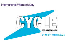 Smart Works launches International Women's Day cycling challenge