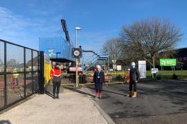 Work begins on Seashell Trust's new £50 million Cheadle Hulme school and campus