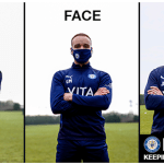 Stockport County onside to keep Stockport safe in Hands Face Space poster campaign