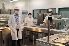 Stepping Hill chosen as among top NHS catering sites
