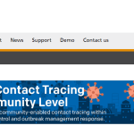 contact tracing e-learning