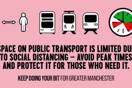 TfGM updates travel planning advice as more passengers return to the network