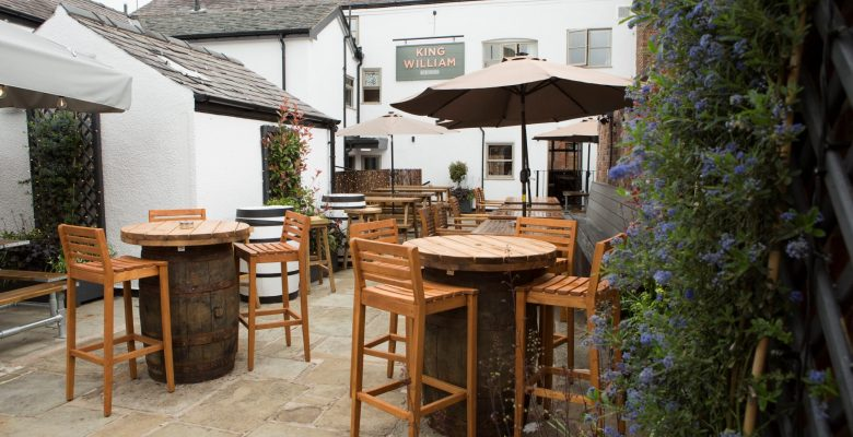 Robinsons continues investment in pub estate with The King William, Wilmslow
