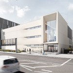 Plans submitted for next phase of Stockport College redevelopment