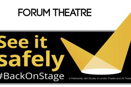 Forum Theatre awarded See It Safely mark