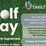 Stockport cancer charity Beechwood hosts first golf day