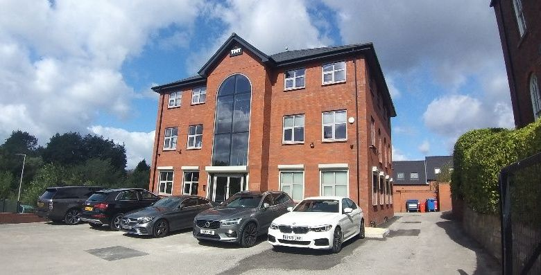 Contractor invests town centre office building
