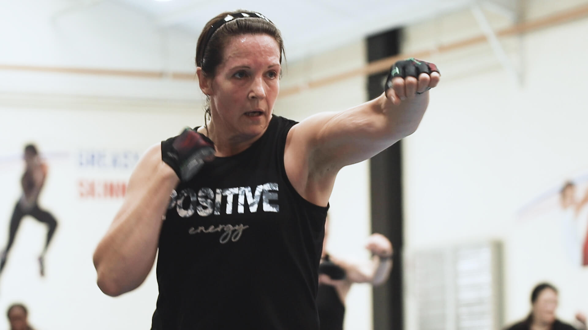 42 Life Leisure members took part in the five-hour marathon BodyCombat class42 Life Leisure members took part in the five-hour marathon BodyCombat class
