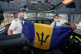 Aer Lingus launches first transatlantic flight from Manchester