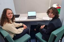 Poynton students help shape solutions for net-zero