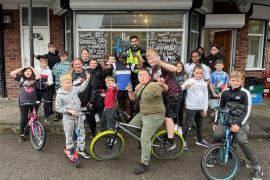 Stockport young people receive over £27,000 for community projects