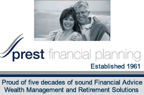 Prest Financial Planning Logo