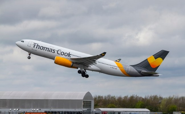 Thomas Cook Airlines Launches New Manchester To San