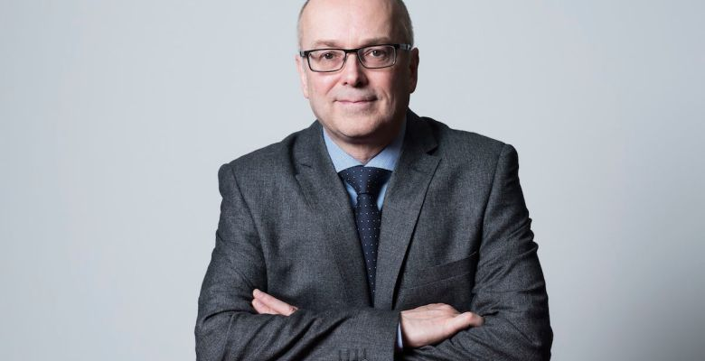 Charlie Cornish, Chief Executive of Manchester Airports Group