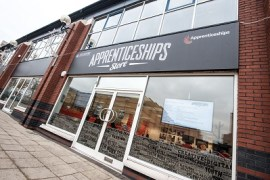 Stockport Apprenticeships Store Results Open Evening