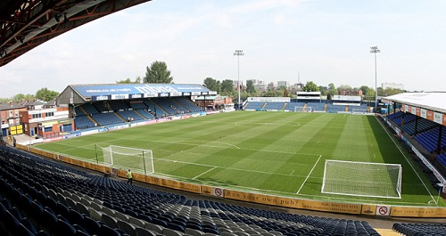 Stockport County at Edgeley Park