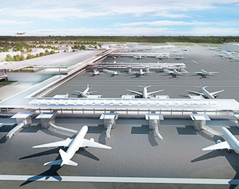 Investment at Manchester Airport transformation programme