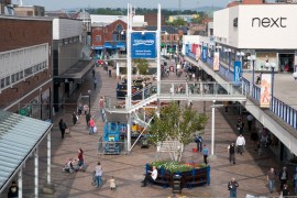 BID for Stockport town centre