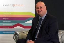 Brian Bradley, president of Stockport Chamber