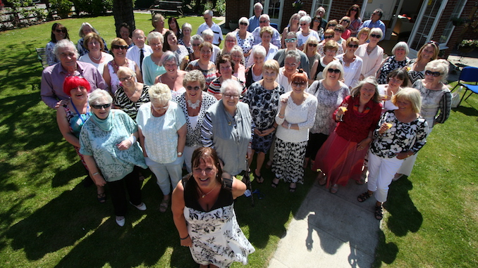 Beechwood Cancer Care Centre's volunteers