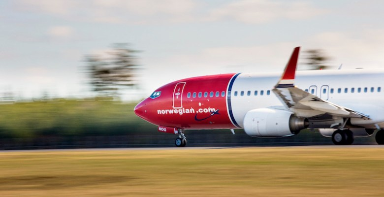 Norwegian flights from manchester to canary islands